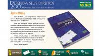 CDROM ProTeste - 200 Cartas para defender os seus direitos