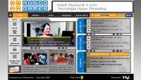 Intel / Mundo Games - Site sobre educação e tecnologia relacionado aos games