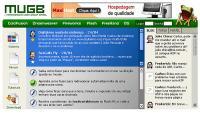 MUGB - Macromedia User Group Brasil - Site do grupo de usários dos softwares Macromedia (atual Adobe)