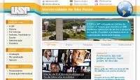 USP - Universidade de São Paulo, novo projeto gráfico